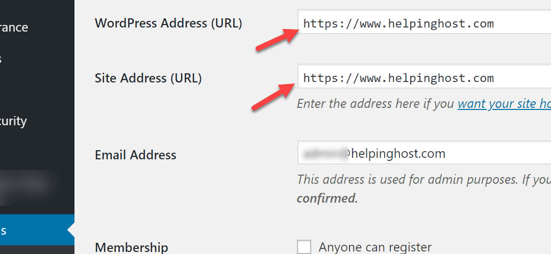 How to get your WordPress ready for https