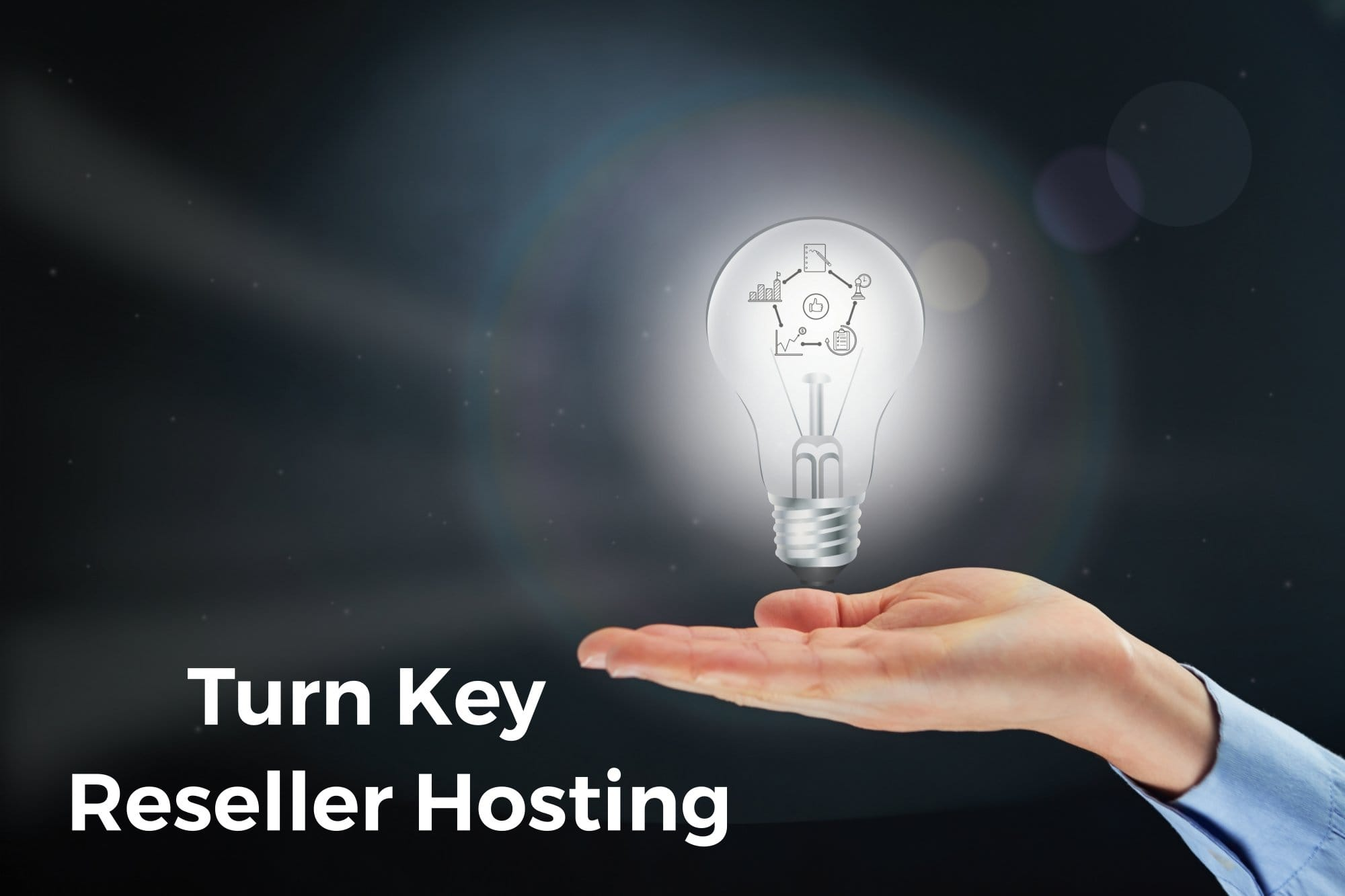 Reseller Hosting with everything you need.